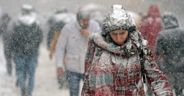 Valilik Resmen Açıkladı! Bitlis ve Muş'ta Okullara Kar Tatili