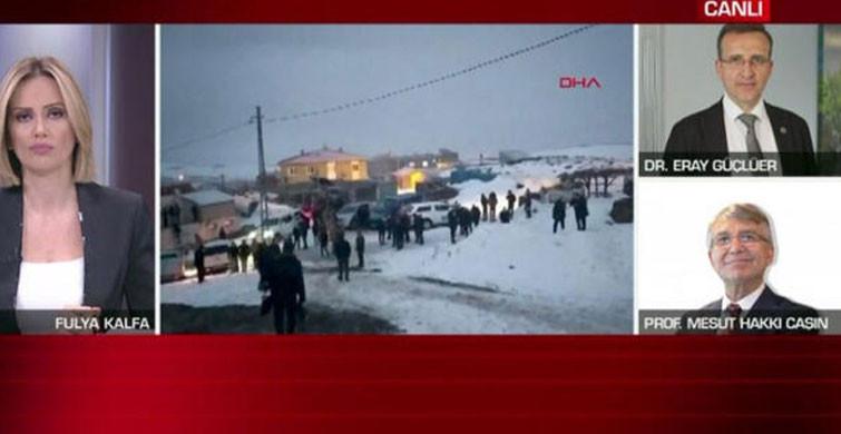 Bitlis'teki Helikopter Kazasıyla İlgili Uzmanlardan Açıklamalar