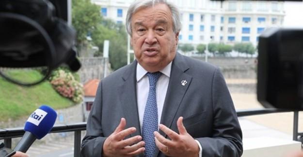 BM, Suriye'deki Krizi 'Kanser' Olarak Nitelendirdi