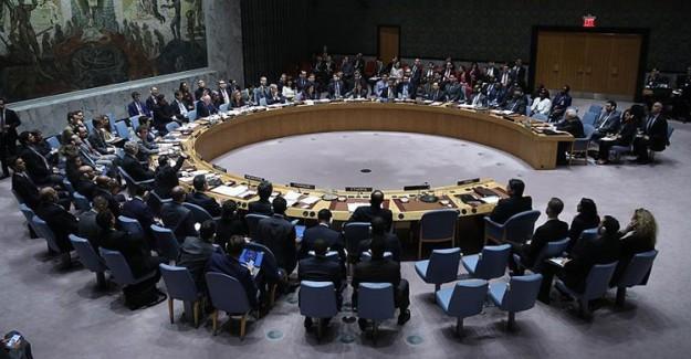 BM'de Kimyasal Silah Kavgası! Ülkeler Birbirine Girdi