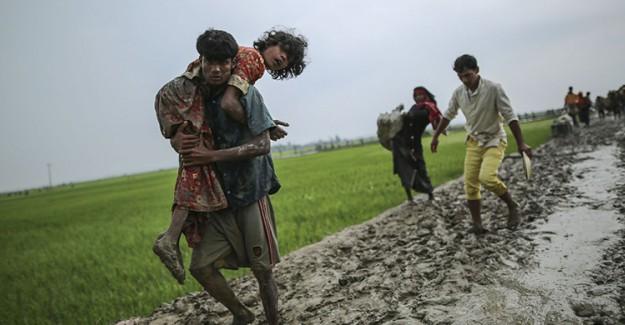 BM'den Bangladeş'e Çağrı: Sınır Kapılarını Arakanlı Mültecilere Açık Tutun