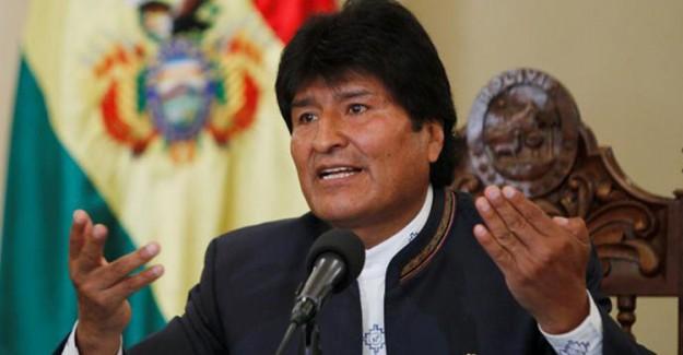 Bolivya Başkanı Morales, ABD'nin Venezüela'ya Karşı Askeri Hazırlık Yaptığını İddia Etti