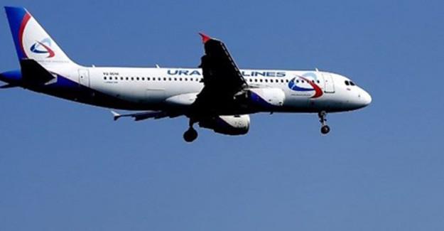 Bomba İhbarı Rus Uçağına Acil İniş Yaptırdı