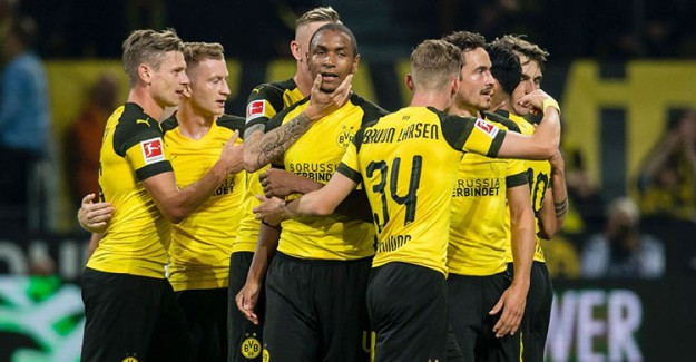 Borussia Dortmund 3 Attı 3 Aldı!