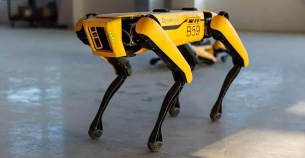 Boston Dynamics'in Robot Köpeği 'Spot' Satışa Sunuldu