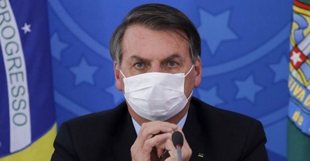 Brezilya Devlet Başkanı Coronavirüs İçin Medyanın Oyunu Dedi