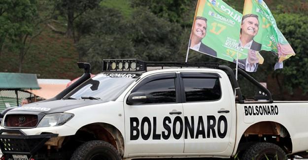 Brezilya: Silahlı Kuvvetler Sokakta