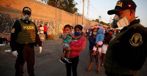 Brezilya'da Coronavirüsten Ölen Kişi Sayısı Bir Günde 692 Oldu