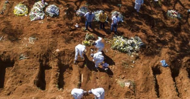 Brezilya'da Covid-19 Aralıksız İlerliyor! İşte Son Durum