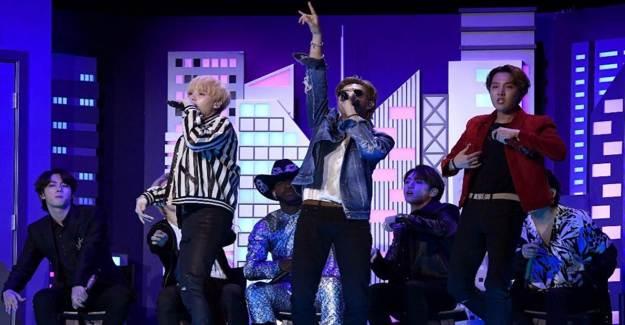 BTS Billboard 200 Listesinde Zirveden İnmedi