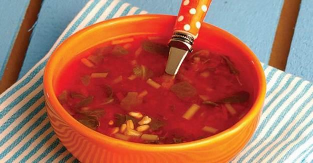 Buğdaylı Semizotu Çorbası Nasıl Yapılır? Buğdaylı Semizotu Çorbası Tarifi