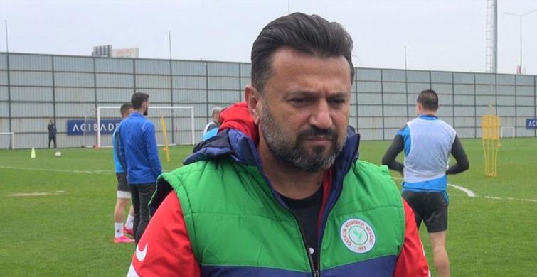 Bülent Uygun'dan Konyaspor Açıklaması
