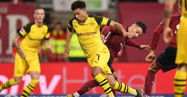 Bundesliga 22. Hafta: Borussia Dortmund 0 - 0 Nürnberg / Maç Sonucu