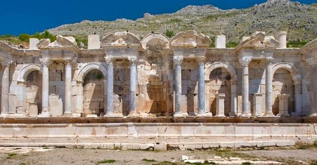 Burdur Antoninler Çeşmesi, Eşsiz Arkeolojik Eserler Listesinde