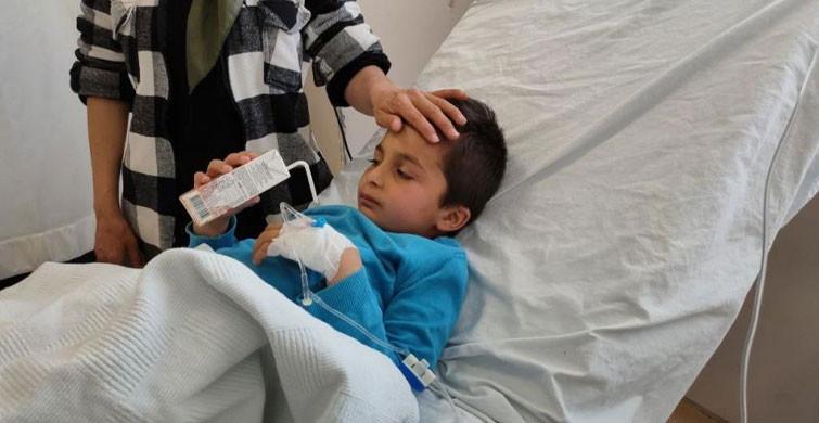 Burdur'da Kaybolan Otizmli Kerim Hastanede Tedavi Altına Alındı