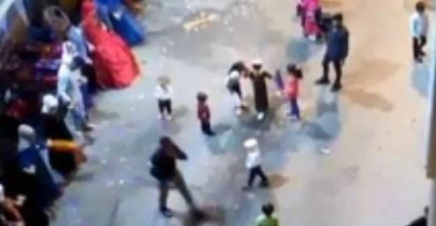 Bursa Halayına Polisten Korona Baskını