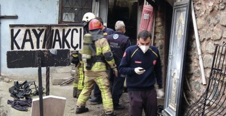 Bursa'da Buhar Kazanı Patladı!
