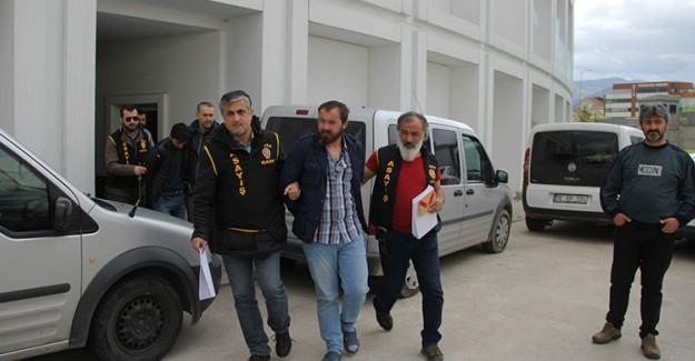Bursa'da Kuyumcu Soyan Silahlı Saldırganlar Tutuklandı