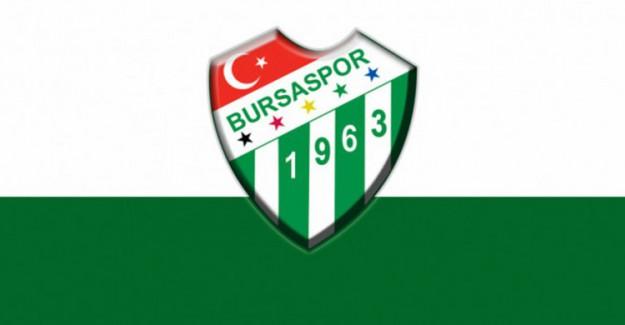 Bursaspor'da Forvete Sürpriz İsim