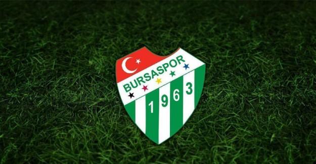 Bursaspor'un TFF İtirazı Reddedildi!