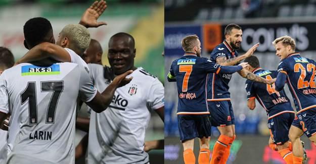 Beşiktaş 3-2 Başakşehir