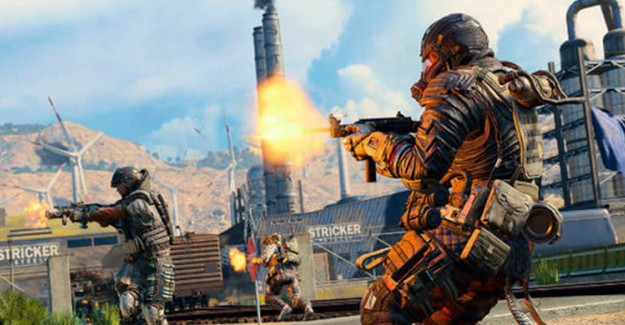 Call of Duty Oyununa Güncelleme Geldi