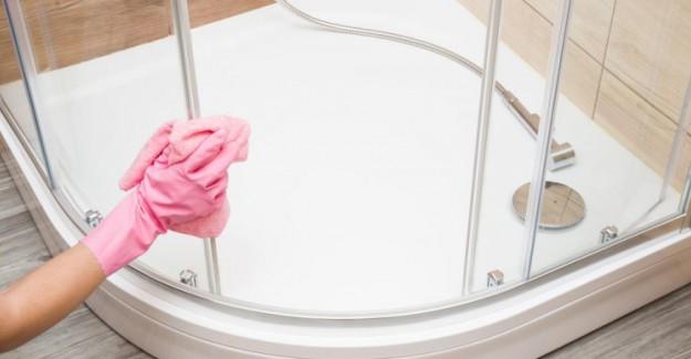 Cam Duşa Kabin Temizliği Nasıl Yapılır?