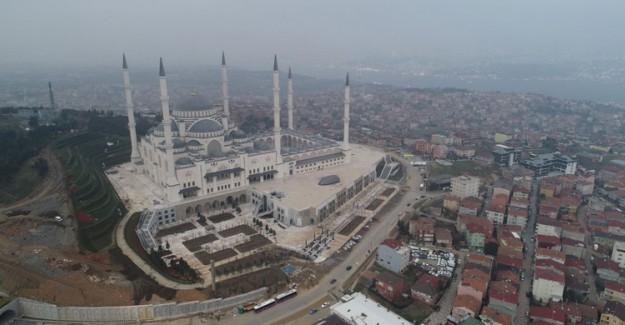 Çamlıca Camisi 7 Mart'ta Açılacak