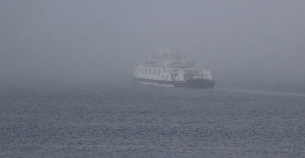 Çanakkale Boğazı Yoğun Pus Nedeniyle Gemi Trafiğine Kapatıldı