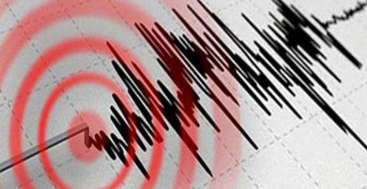 Çanakkale'de 4.0 Büyüklüğünde Deprem Meydana Geldi