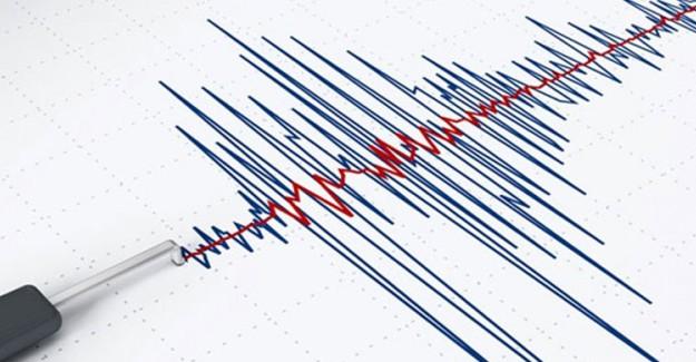 Çanakkale'deki Deprem İstanbul'da Hissedildi!