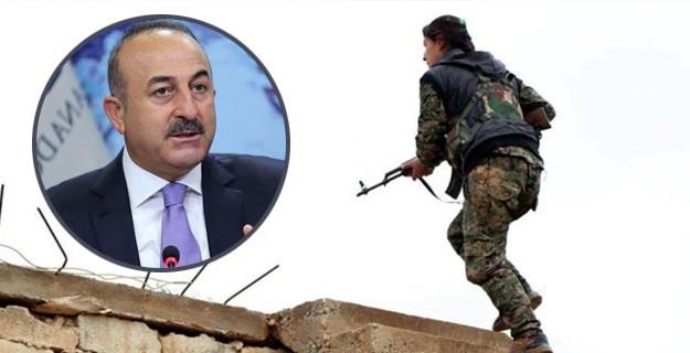 Çavuşoğlu: PKK'nın 2. Kandil'i Sincar'a Gireceğiz