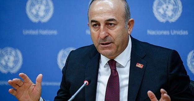 Çavuşoğlu'ndan Kritik Kaşıkçı Açıklaması