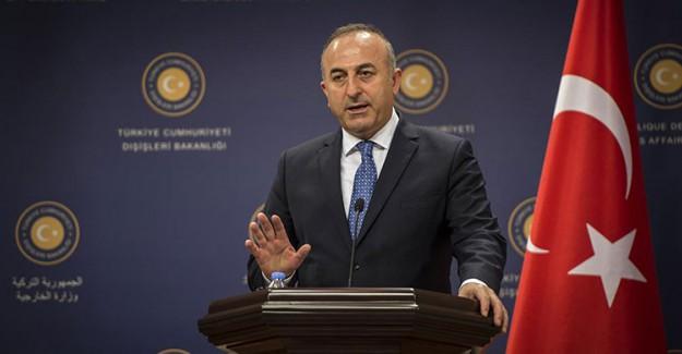 Çavuşoğlu'ndan Kritik Ziyaret!