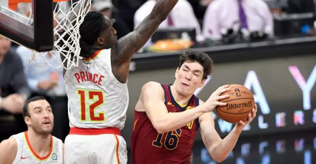 Cedi'li Cavaliers, Atlanta Hawks'a Kaybetti!