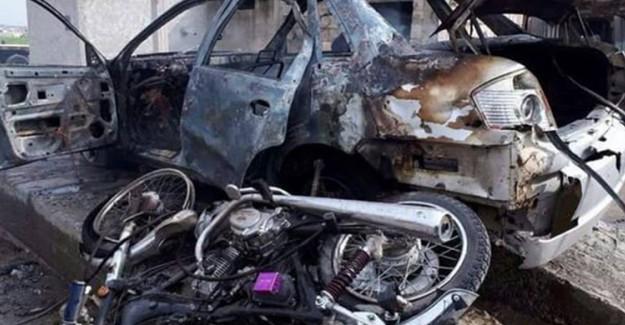 Cerablus'ta Bombalı Saldırı: 3 Ölü