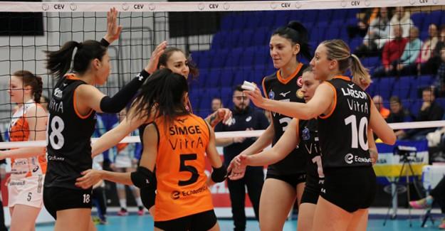 CEV Şampiyonlar Ligi: Eczacıbaşı VitrA - Dinamo Kazan / Maç Önü