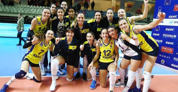 CEV Şampiyonlar Ligi: Fenerbahçe Opet - CSM Bükreş / Maç Önü