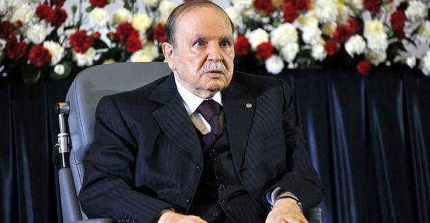 Cezayir Cumhurbaşkanı Bouteflika İstifa Etti