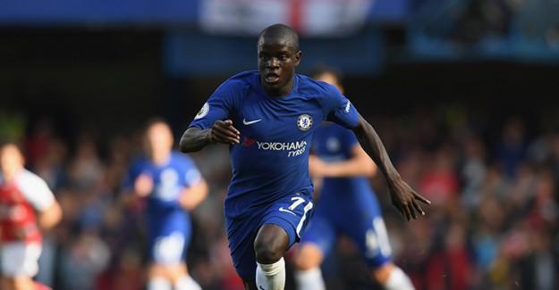 Chelsea 2018'i 3 Puanla Kapattı