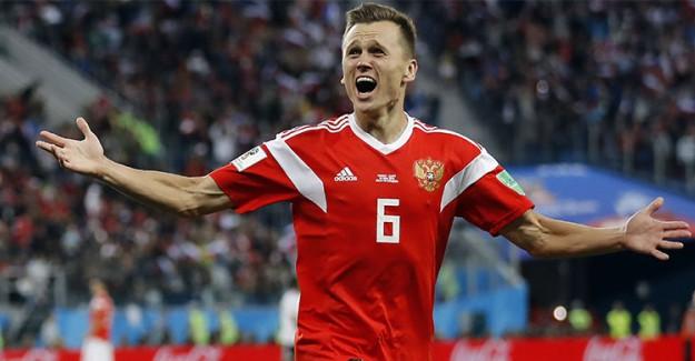 Cheryshev'e Doping Şoku! Meğer Rus Yıldızı Babası Yakmış