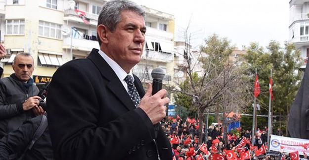 CHP Balçova Adayı Mehmet Ali Çalkaya'nın Adaylığı YSK Tarafından Düşürüldü