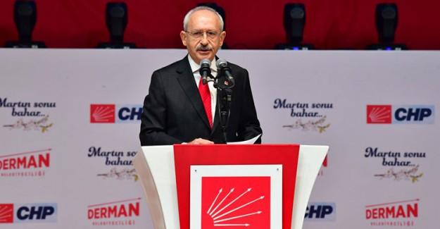 CHP Genel Başkanı Kemal Kılıçdaroğlu Adaylarda Değişiklik Yapılmayacağını Söyledi