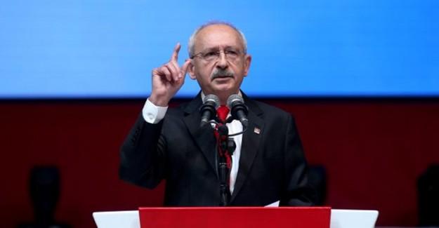 CHP Genel Başkanı Kemal Kılıçdaroğlu, CHP'li Belediyelerdeki Akraba Atamalarıyla İlgili Konuştu