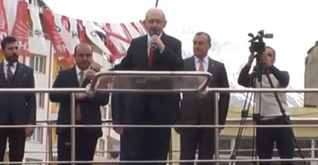 CHP Genel Başkanı Kemal Kılıçdaroğlu İlk Mitingini Batman'da Yaptı