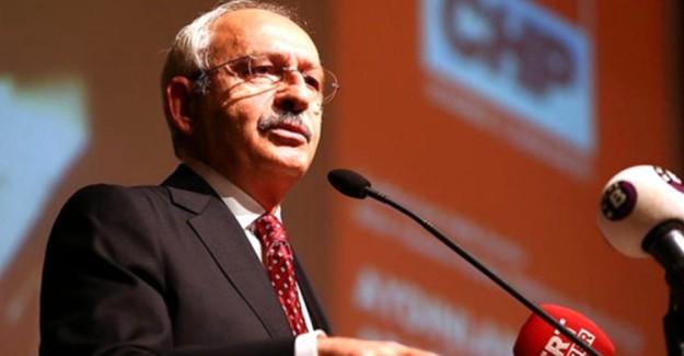 CHP Genel Başkanı Kemal Kılıçdaroğlu'ndan Siyasi Ahlak Yasası Teklifi