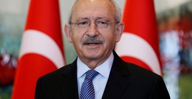 CHP Lideri Kılıçdaroğlu Suriyelilerin Artık Gitmeleri Gerektiğini Söyledi
