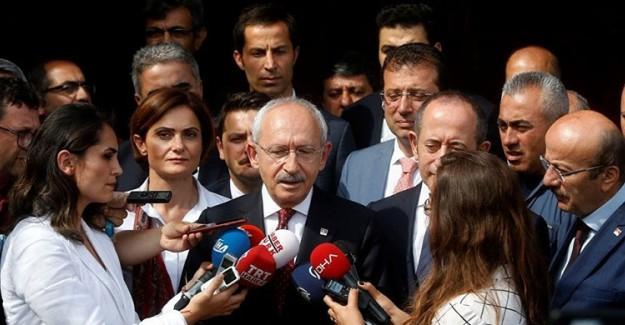 CHP Lideri Kılıçdaroğlu'ndan Cumhurbaşkanı Erdoğan'a İş Bankası Cevabı