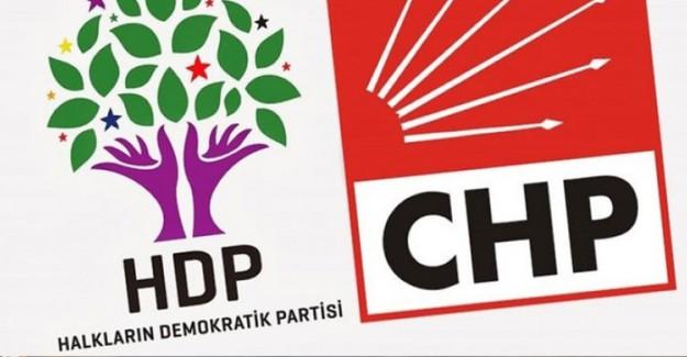 CHP ve HDP'den TTB'ye Destek!