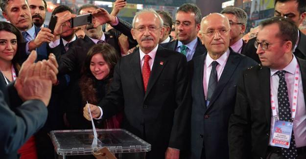 CHP'de Çok Tartışılacak Kurtultay!
